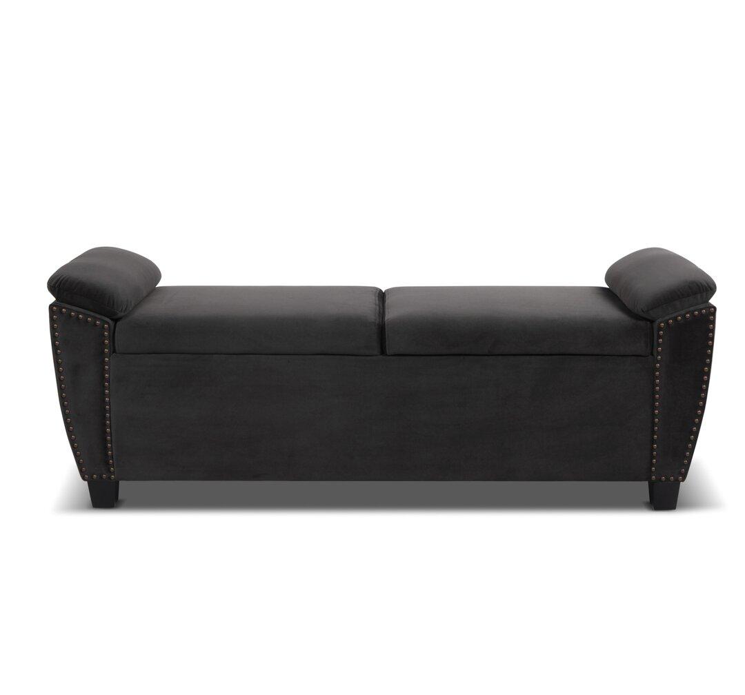Hartwig Upholstered Storage Bench