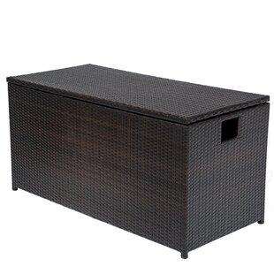Wicker Deck Box by TK Classics