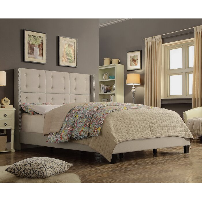 Woburn Upholstered Standard Bed