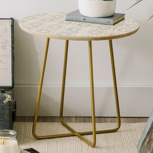 Holli Zollinger Round End Table