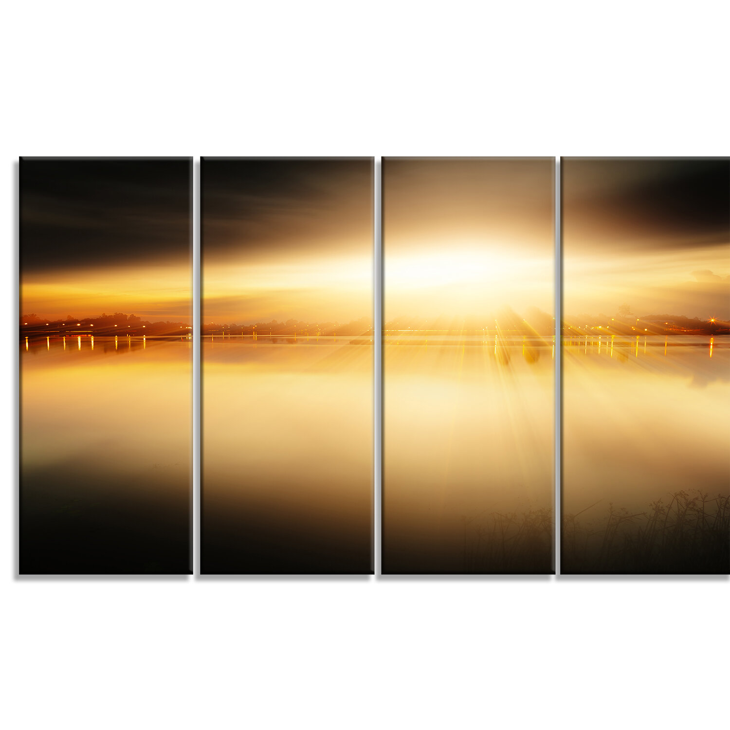 Delighted 4 Piece Wall Art Contemporary - The Wall Art Decorations ...