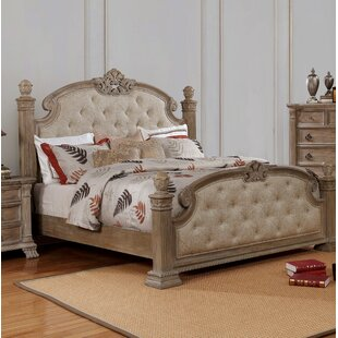 Kaydence Upholstered Panel Bed by Rosdorf Park No Copoun