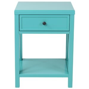 Laurel End Table With Storage