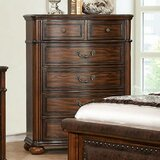 Hideaway 6 Drawer Chest by Astoria Grand