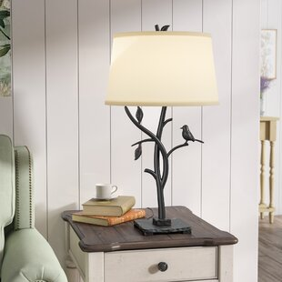 Black Wrought Iron Table Lamp Wayfair