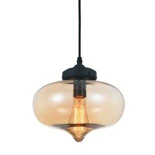 Modern schoolhouse pendant lighting allmodern save aloadofball Gallery
