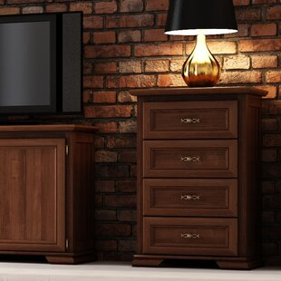 Venters 4 Drawer Chest by Charlton Home