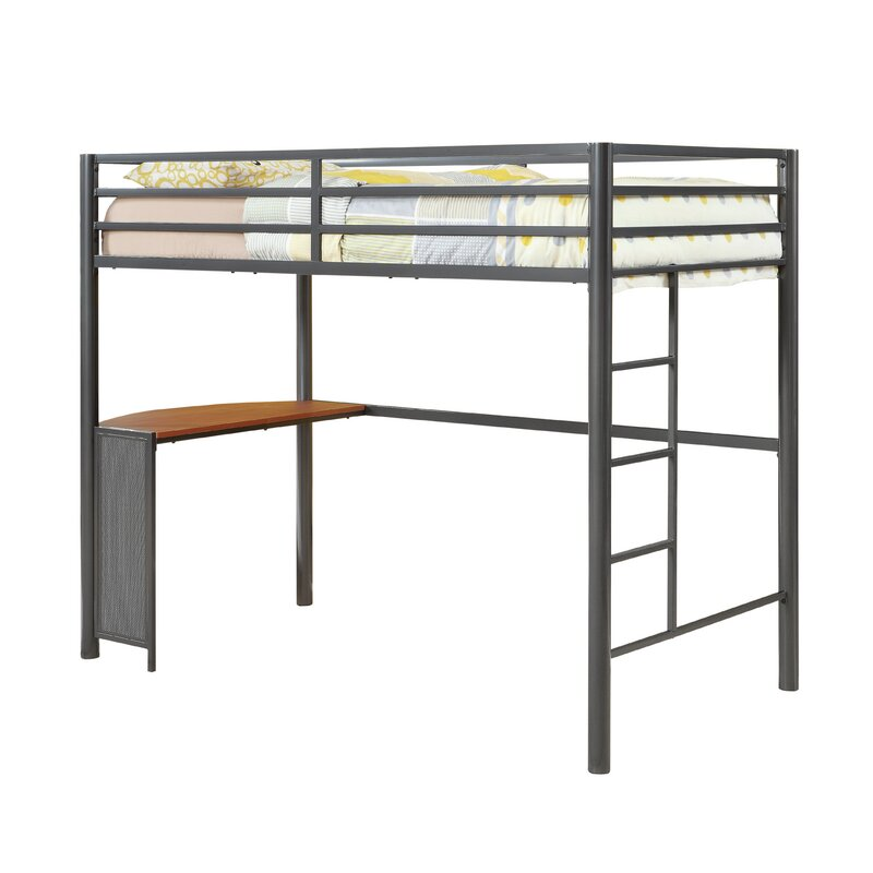 Wildon Home ® Twin Loft Bed & Reviews | Wayfair