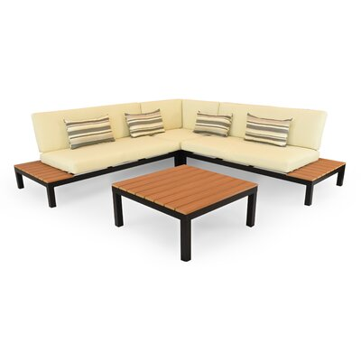 Outdoor Furniture Modern Patio Sofa