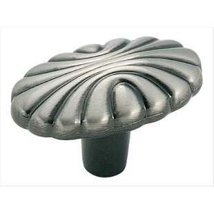 Natural Elegance Oval Knob