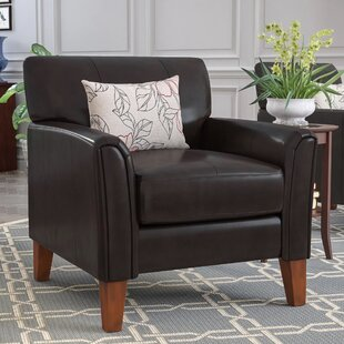 Read Reviews Clintonville Armchair By Three Posts