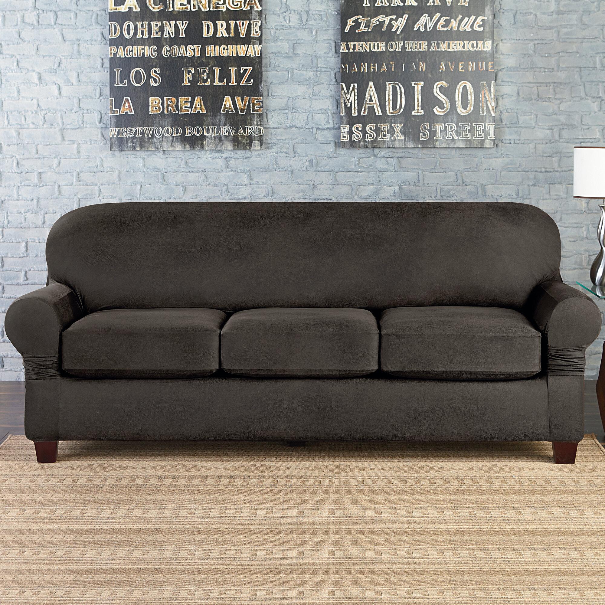 Sure Fit Vintage Leather Furniture