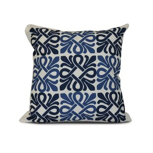 Temple Terrace Outdoor Throw Pillow