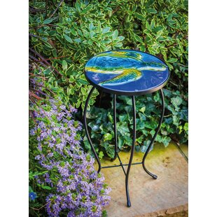 Sea Turtle Bistro Table by Evergreen Enterprises, Inc Today Sale Only