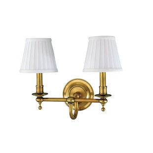 Reviews Egerton 2-Light Vanity Light By Darby Home Co