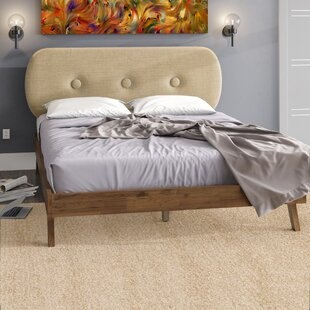 Steen Upholstered Platform Bed