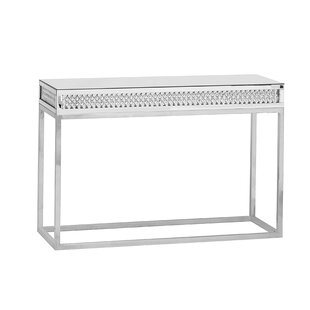 Trinidad Console Table by Everly Quinn