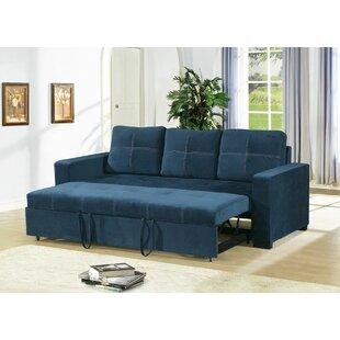Clauderson Convertible Sofa By Latitude Run