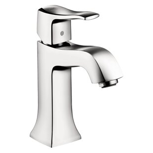 Affordable Metris C Single Hole Standard Bathroom Faucet By Hansgrohe