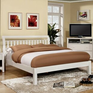 Buying Chaparosa Slatted Headboard Sleigh Bed by Ebern Designs Reviews (2019) & Buyer's Guide