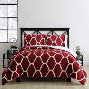 Dalessio 3 Piece Reversible Comforter Set