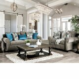 Hidalgo 2 Piece Living Room Set by Canora Grey