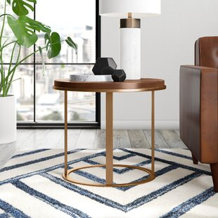 Shoalhaven End Table by Mercury Row