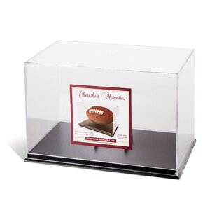 Acrylic Football Display Case by Darice