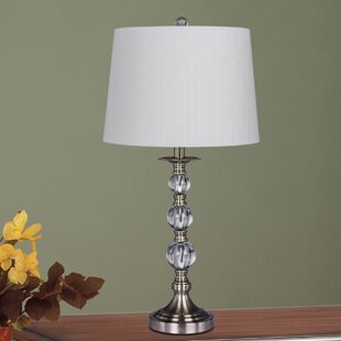 Online Reviews Hancock 27 Table Lamps Set (Set of 2) By Alcott Hill
