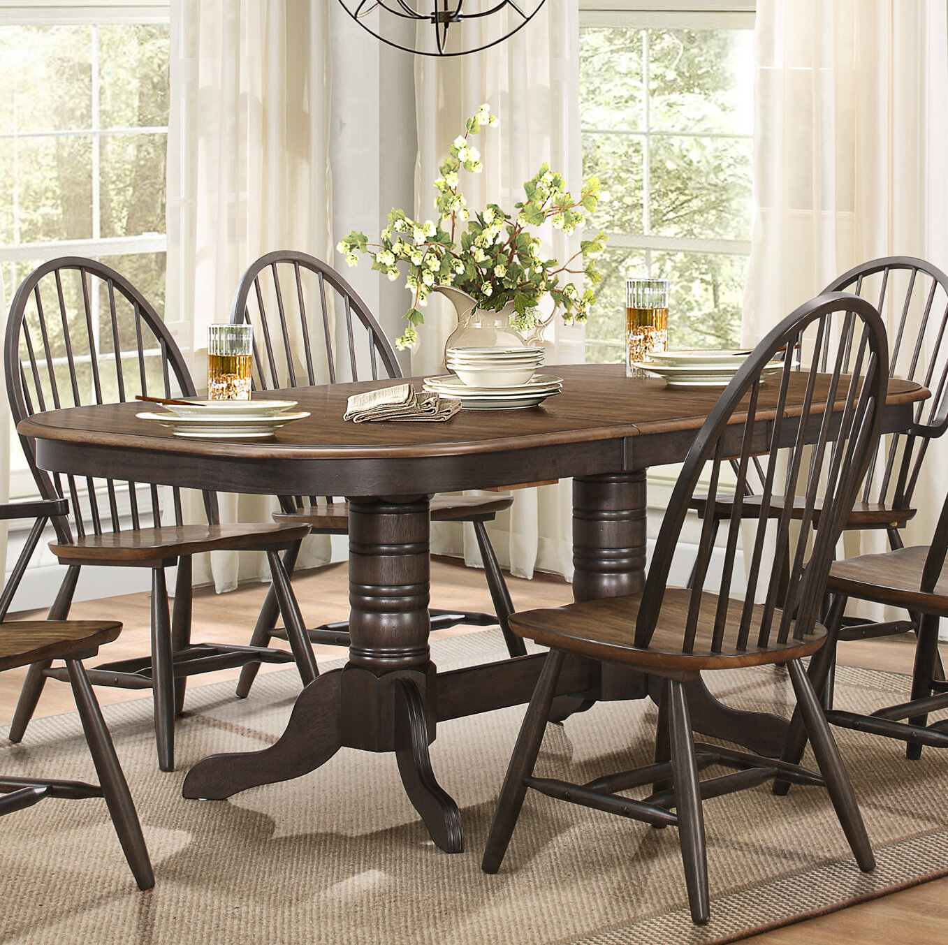 Gracie Oaks Estefania Dining Table Reviews Wayfair