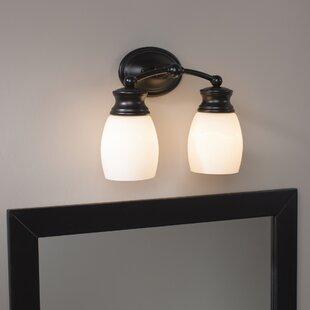 Inexpensive Donne 2-Light Vanity Light By Birch Lane™