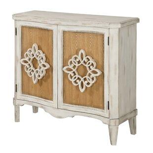Savoie 2 Door Accent Cabinet by One Allium Way