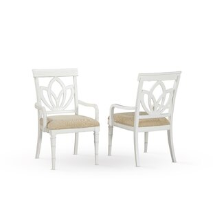Isle Of Palms Solid Wood Dining Chair (Set Of 2) by Panama Jack Home Coupon