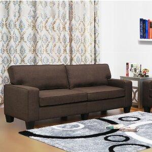 Jordan Linen Modern Living Room Sofa