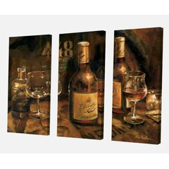 Multi Piece Image Wine Champagne Wall Art You Ll Love In 2021 Wayfair
