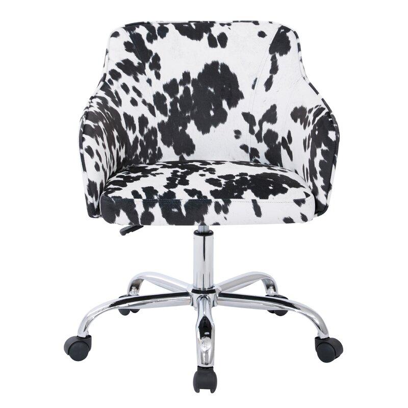 Ave Six Althea Low Back Desk Chair Amp Reviews Wayfair