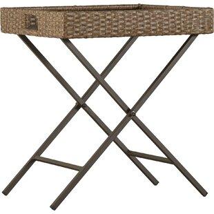 Mendon Folding Side Table