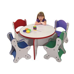 Best Reviews Friends Kids Table By Playscapes