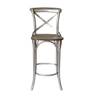 Caree 24 Bar Stool (Set of 2) Gracie Oaks