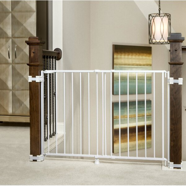 Regalo Top Of Stairs Gate Reviews Wayfair