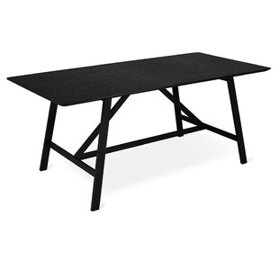 Wychwood Dining Table Rectangle Powder Coat by Gus* Modern