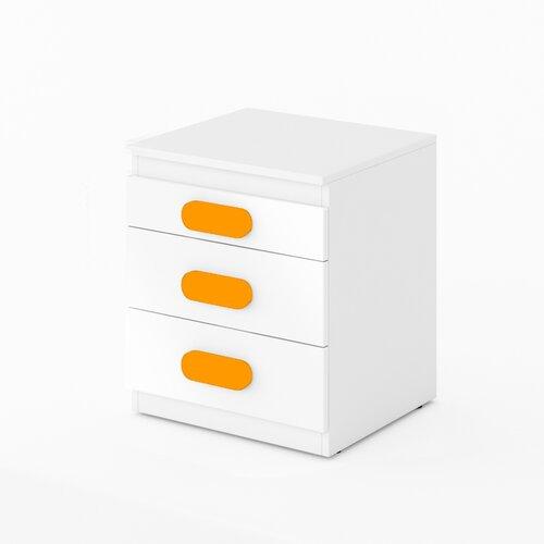 Nachttisch Replay ClearAmbient Farbe: Orange | Schlafzimmer > Nachttische | Orange | Holz | ClearAmbient