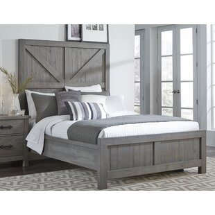 Candler Panel Bed