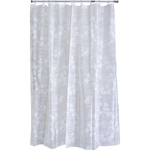 Ocean PEVA Shower Curtain