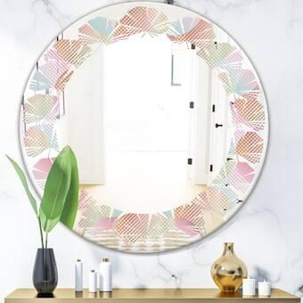 Orren Ellis Barcroft Rectangular Dresser Mirror Wayfair