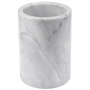 Natural Marble Utensil Crock