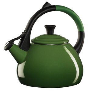 Le Creuset  Enamel On Steel 1.6 qt Oolong Tea Kettle