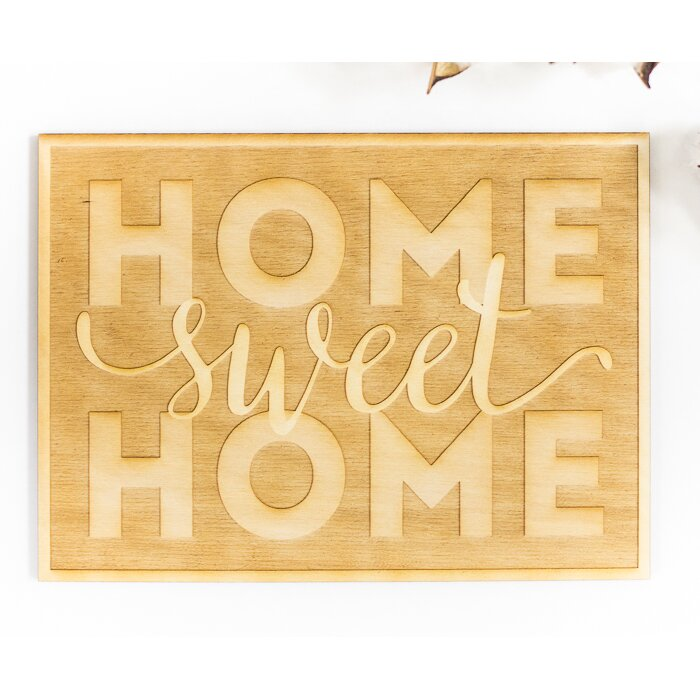 Colorful Home Sweet Home Wall Decor Image Collection - Art & Wall ...