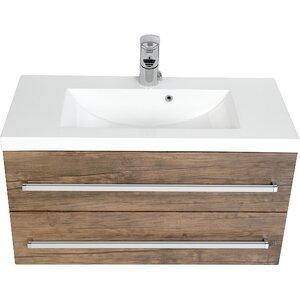Belfry Bathroom 80 cm Aufsatz-Waschbecken Abita