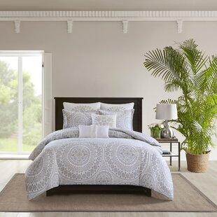 Marco 100% Cotton Reversible Comforter Set